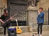 Pimut soitti rokkia Kiovan kaduilla