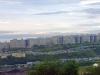 Murmanskin kaupunkinäkymää