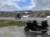 Matkalla Lysebotneen korkein kohta hieman yli kilometri