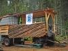 Mainio rakennelma ja iso kiitos sille joka keksi vetää tuon saunan rallipaikalle!